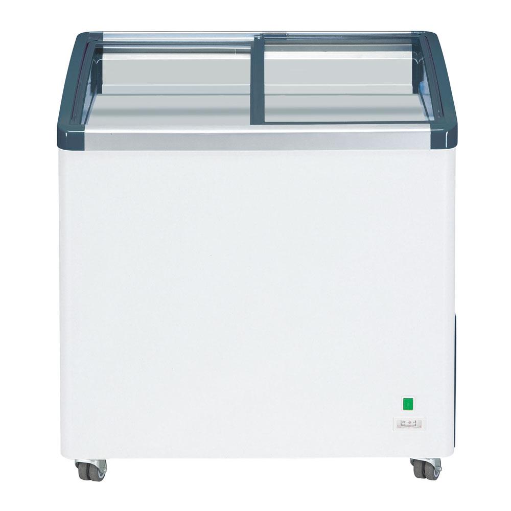 德國利勃海爾LIEBHERR 199L 弧型玻璃推拉冷凍櫃 EFI-2003