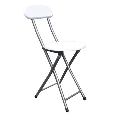 Dr. DIY 木製高背椅座折疊椅-6入/組(二色可選)
