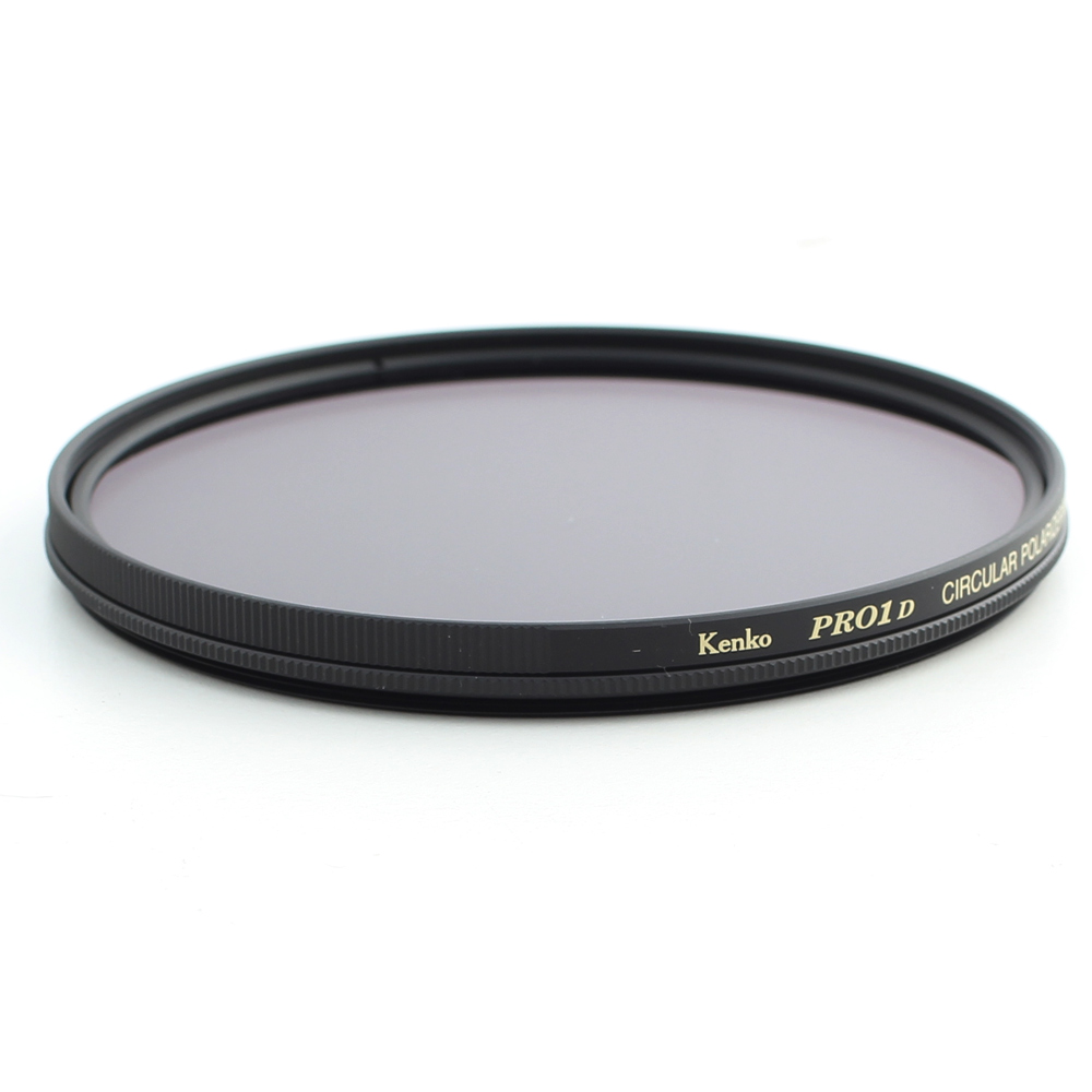 Kenko PRO1D CPL-W 多層鍍膜環形偏光鏡 / 55mm