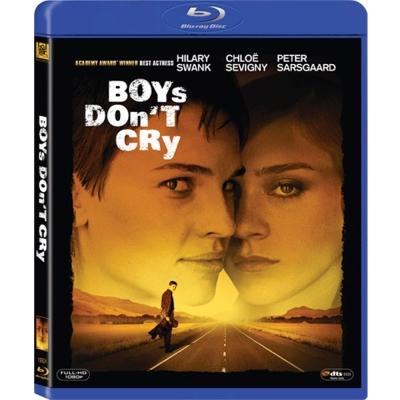 男孩別哭  Boys Don't Cry  藍光 BD