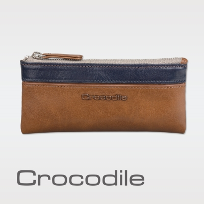 Crocodile Naturale 系列 Easy輕巧零錢包 0103-08103-02