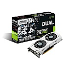 華碩 ASUS DUAL GeForce® GTX 1060 O3G GAMING 顯示卡