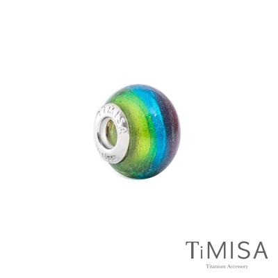 TiMISA 祝福(11mm)純鈦琉璃 墜飾串珠