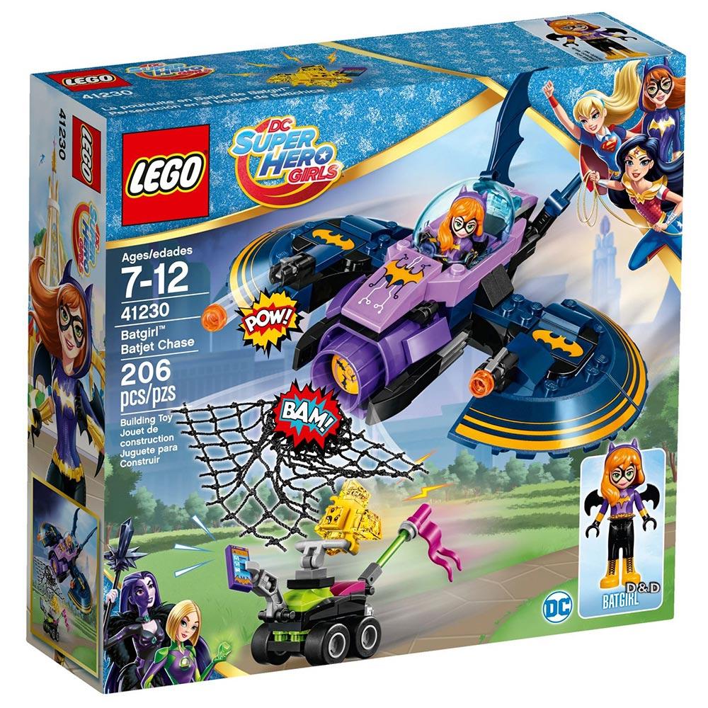 樂高LEGO DC超級女英雄系列 - LT41230 Batgirl? Batjet Ch
