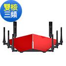D-Link 友訊 DIR-895L AC5300 雙核三頻 Gigabit無線路由器分享器