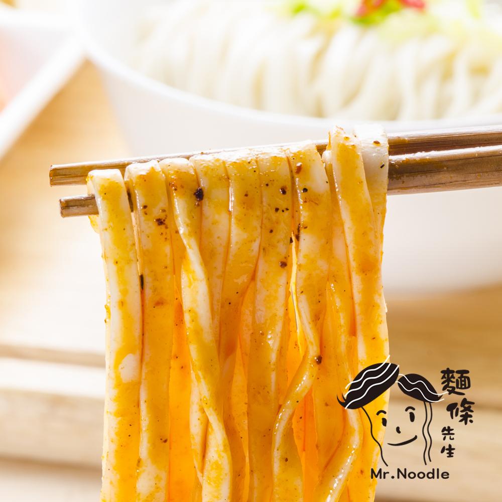 麵條先生 麻醬麻辣手工乾拌麵(4入/袋)