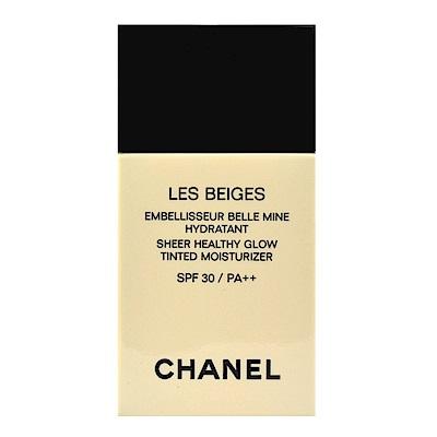 CHANEL香奈兒 時尚裸光保濕美肌乳30ml 兩色可選+韓國面膜隨機x1