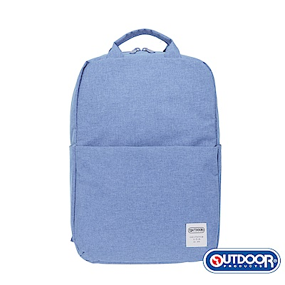 OUTDOOR- 極簡生活2.0系列-後背包-藍灰-OD49958LBS