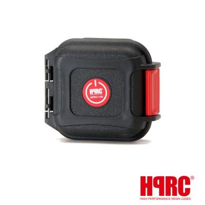 義大利 HPRC 1100 頂級防撞硬殼包-記憶卡式(公司貨)-黑色