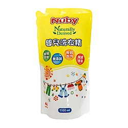 Nuby 嬰兒洗衣精補充包(1100ml)