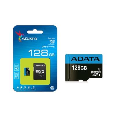 威剛microSDXC UHS-I 128G 記憶卡