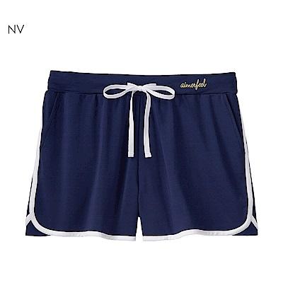 aimerfeel 防曬抗UV短褲-藍色