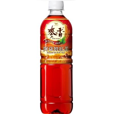 麥香 阿薩姆紅茶(600mlx24入)