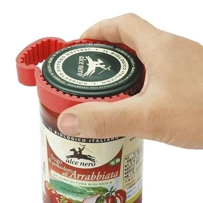 日本sanada彈性止滑開罐(瓶)器2入裝