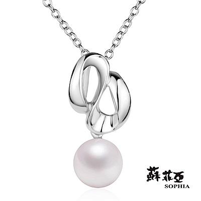蘇菲亞SOPHIA 珍珠項鍊-伊莉絲系列之十九 珍珠鍊