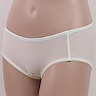 嬪婷 FTC舒適超細彈性M-LL低腰平口褲(香草黃)