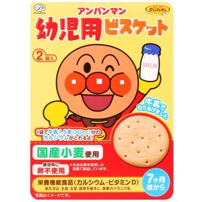 不二家 麵包超人造型餅乾(84g)