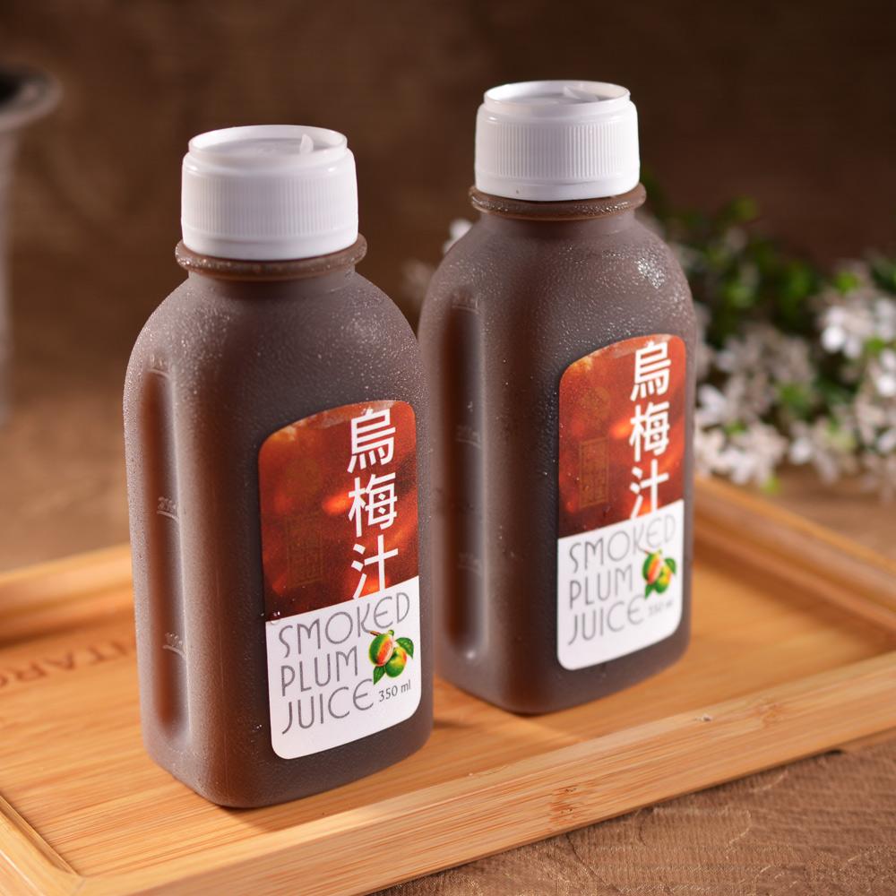 得福自然補給漢方烏梅汁24瓶350ml瓶