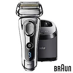(無卡分期-12期) 德國百靈BRAUN-9系列音波電鬍刀(9295cc)