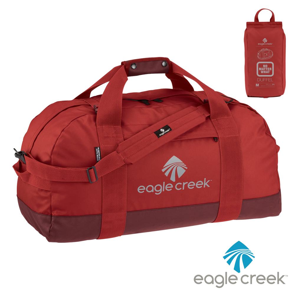 美國Eagle Creek NMW防水摺疊旅行袋-M(紅)