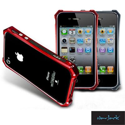 NavJack X-Trim 系列 iPhone 4/4S 流線型鋁合金保護框