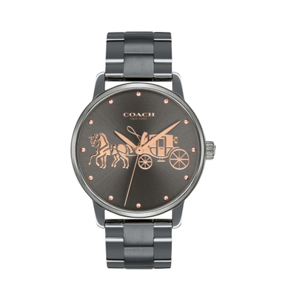 COACH 經典馬車系統手腕錶/14502924