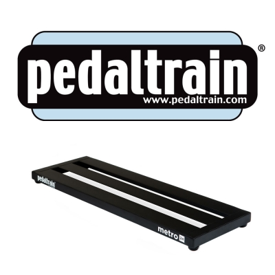 PEDALTRAIN Metro 24 HC 效果器板+硬盒