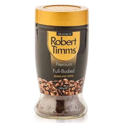 Robert Timms 經典即溶咖啡(100g)