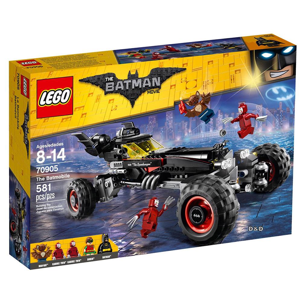 樂高LEGO蝙蝠俠系列 - LT70905 The Batmobile