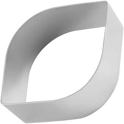 GP&me Dolce不鏽鋼塑型環(葉6.5cm)