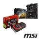 礦包微星 GTX 1080Ti GAMING X 11G*2+ Z270 A PRO板 product thumbnail 1