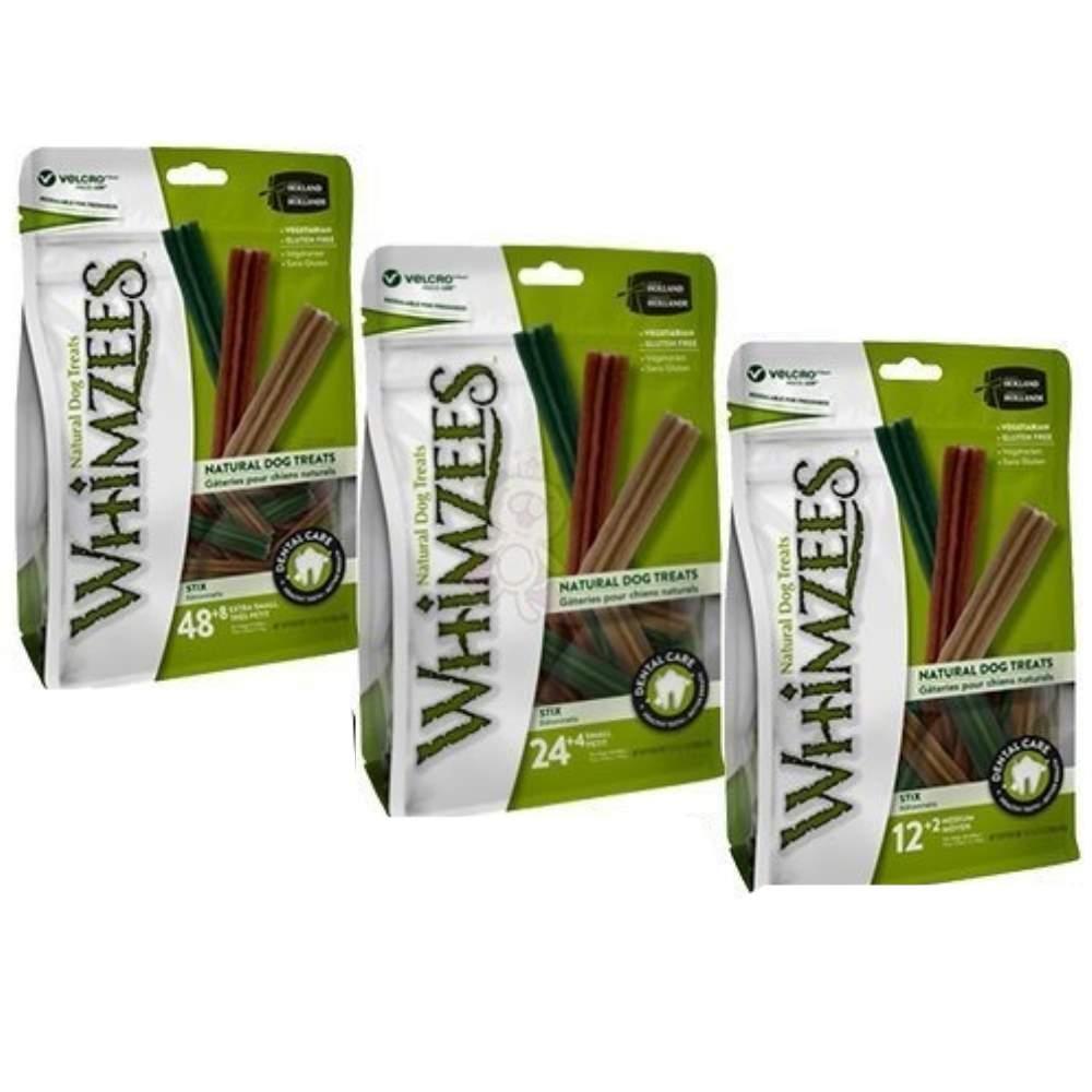 Whimzees唯潔 六角長條型潔牙骨超值包14.8oz