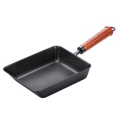 日式佐佐味碳鋼不沾玉子燒鍋