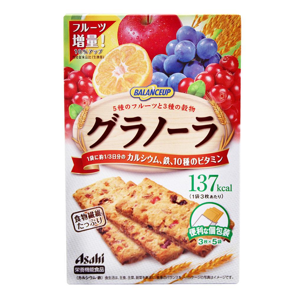 ASAHI FOOD 格蘭諾拉燕麥果實餅(150g)