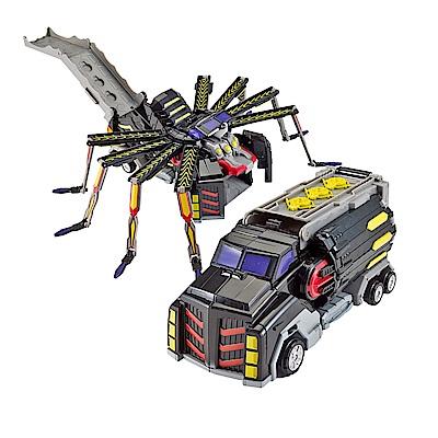 魔車戰魂-巨型變身拖車_Spider(6Y+)