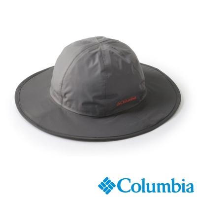 【Columbia哥倫比亞】男女-日版防水快排仕女帽-深灰 UPU52450DY