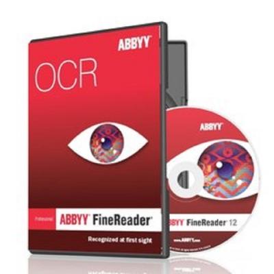 ABBYY-FineReader-OCR-12-專