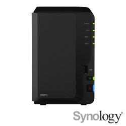 Synology DS218 2BAY網路儲存伺服器