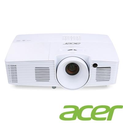 acer-SVGA-HDMI投影機-X125H-3300流明