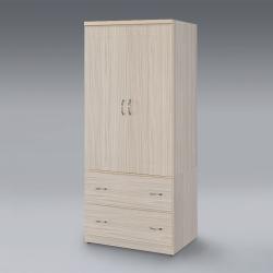 Homelike 米蘭2.5x6尺衣櫃(三色可選)