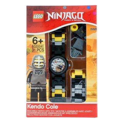 【 樂高積木 LEGO 】兒童手錶 - 旋風忍者 劍神忍者