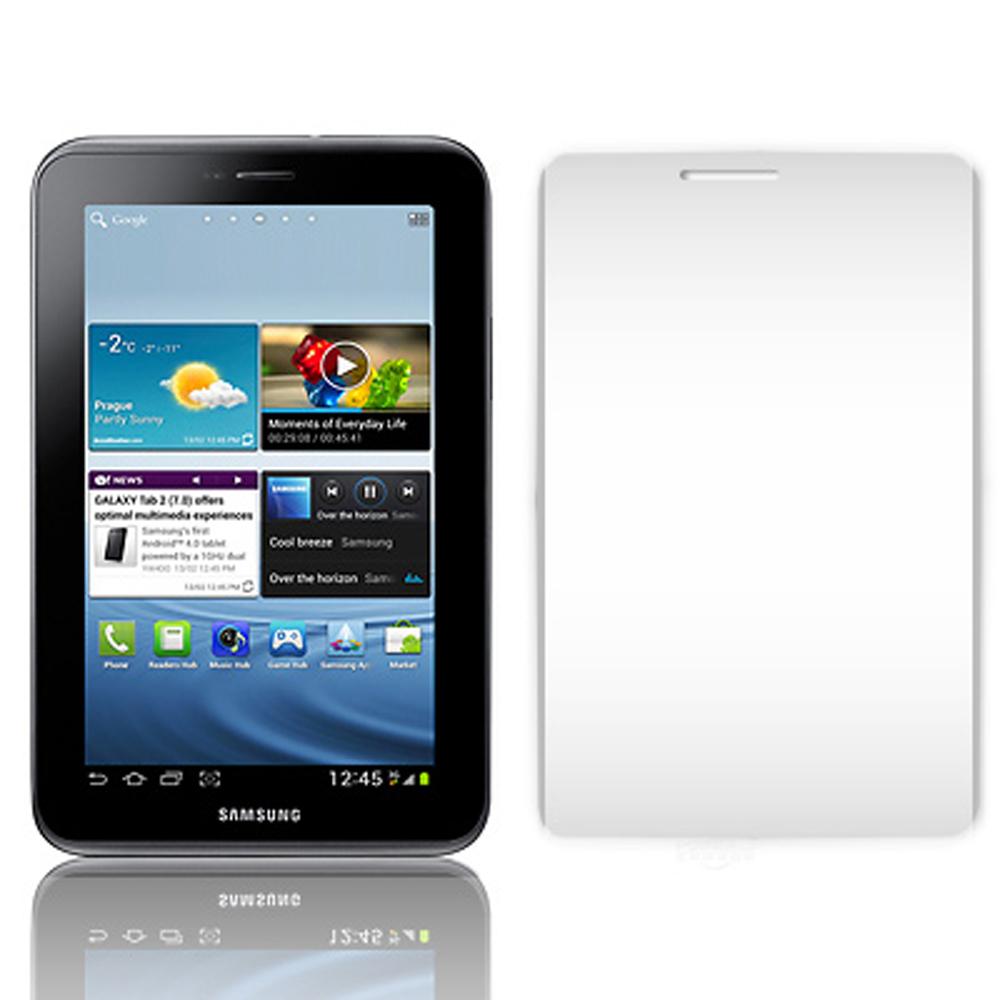 魔力 Samsung Galaxy Tab 2 P3100高透光抗刮螢幕保護貼