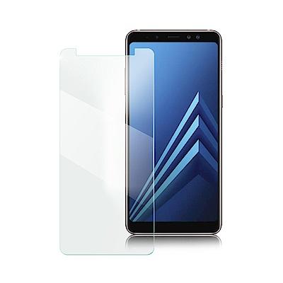 XM Samsung A8 2018 薄型 9H 玻璃保護貼-非滿版