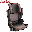 Aprica愛普力卡 Air Ride 成長型輔助汽車座椅 (棕)