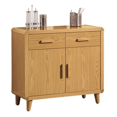 ROSA羅莎 溫斯敦原木色2.7尺餐櫃