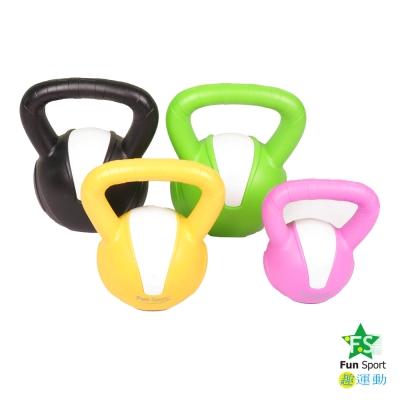 Fun Sport 壺鈴kettlebell 大全套(4種重量)台灣製造/肌力 重訓 重量