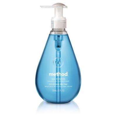 Method美則 海藍礦物天然洗手乳 354ml