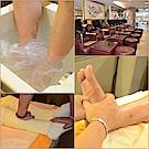 窩心足匠 腳底肩頸按摩+足浴與去角質90分鐘(離峰)