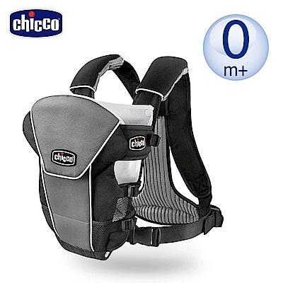 chicco-Magic舒適柔軟抱嬰袋Air版-經典灰黑