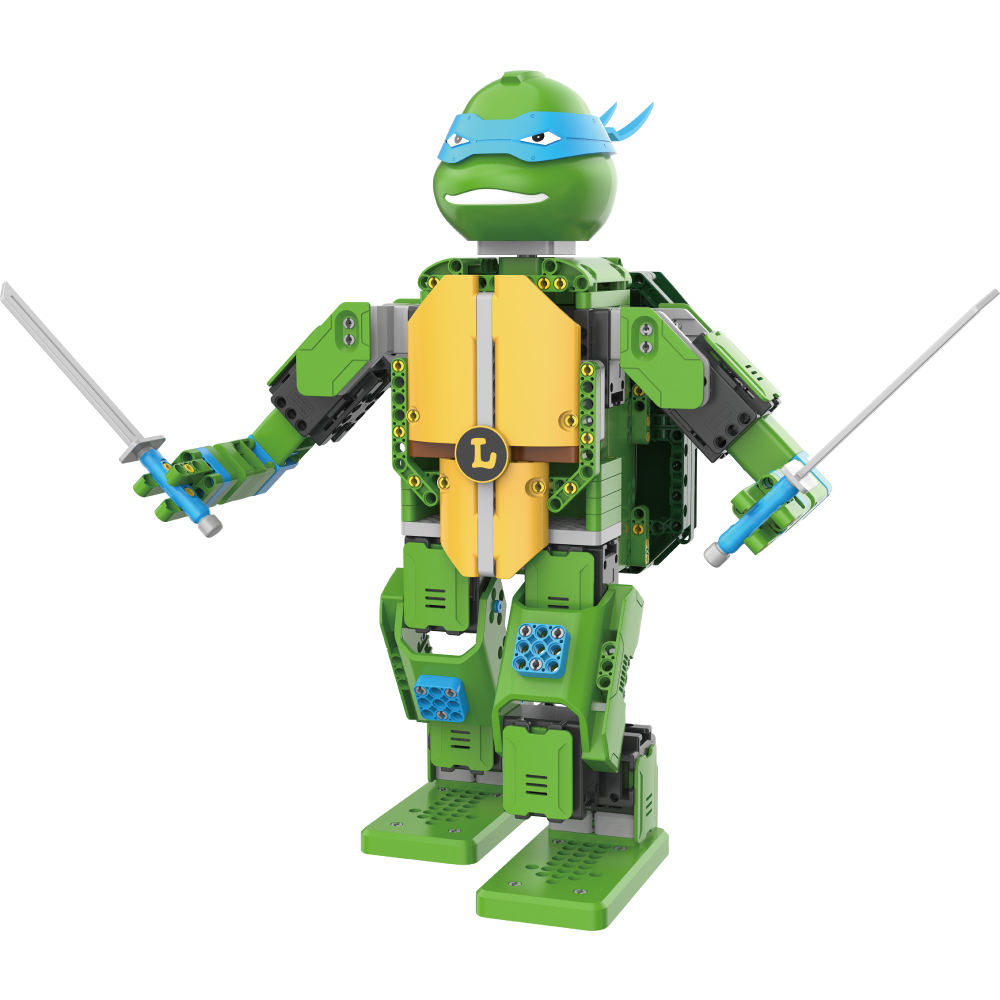UBTECH JIMU 機器人 TURTLES忍者龜